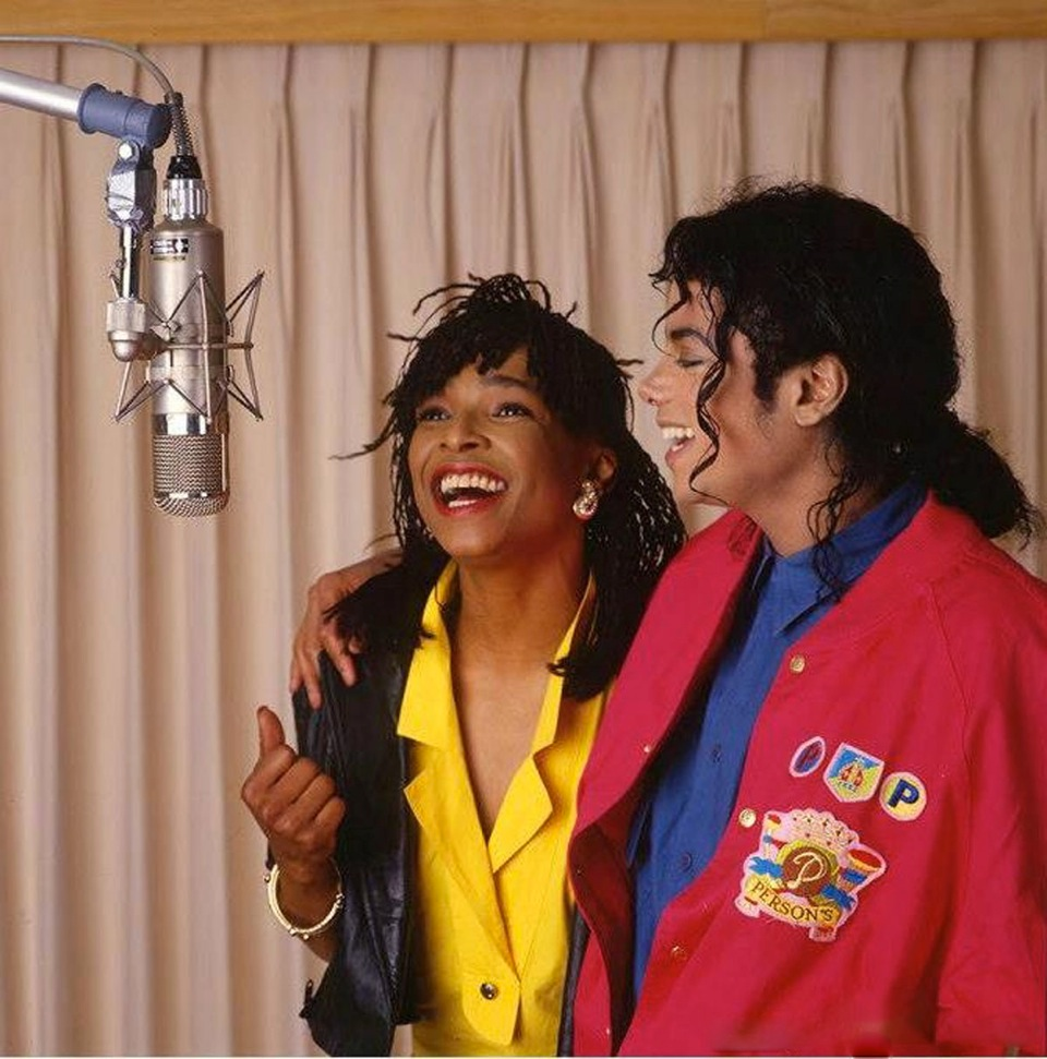 Interview to Siedah Garrett on Michael Jackson