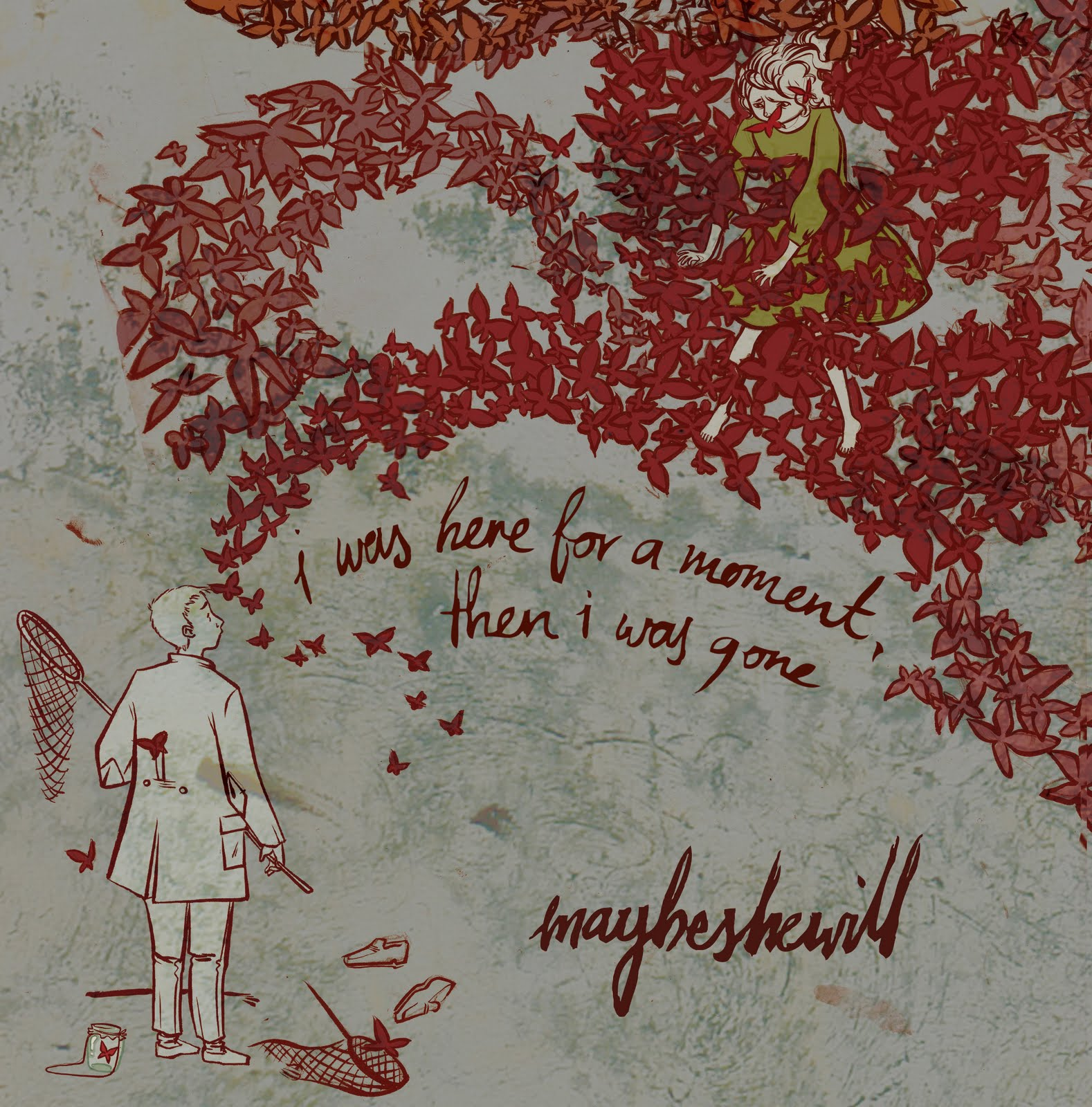 CD Review: I Was Here For A Moment Then I was Gone by Maybeshewill