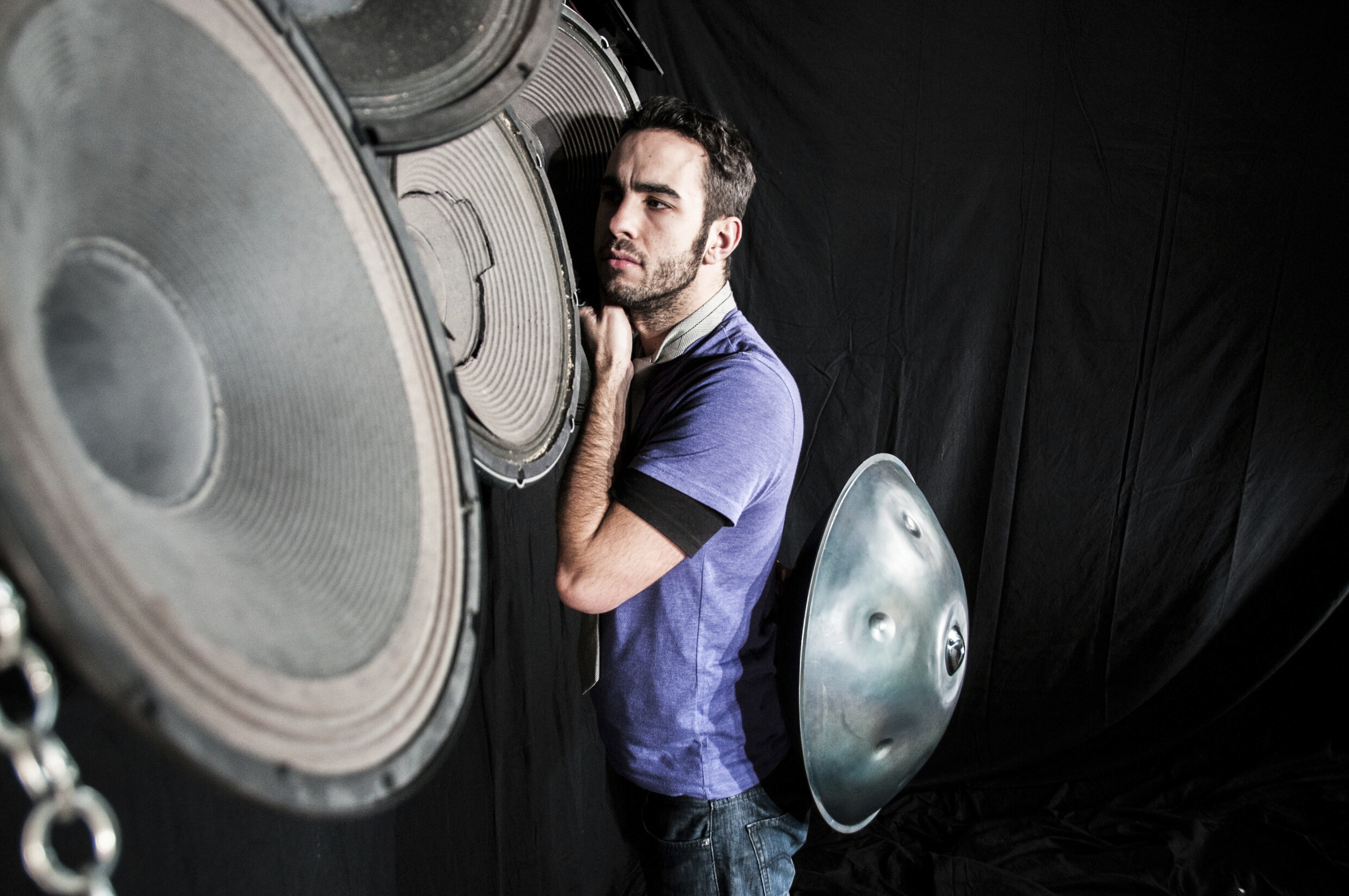 An informal chat with worlwide acclaimed drummer Manu Delago