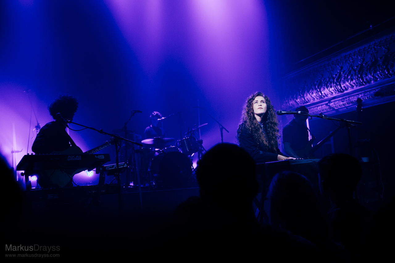 Rae Morris Live @ Wilton's Music Hall in London
