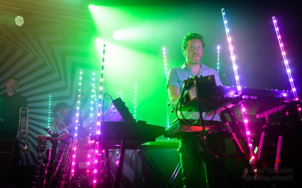 Live review: Jaga Jazzist at the Electric Brixton