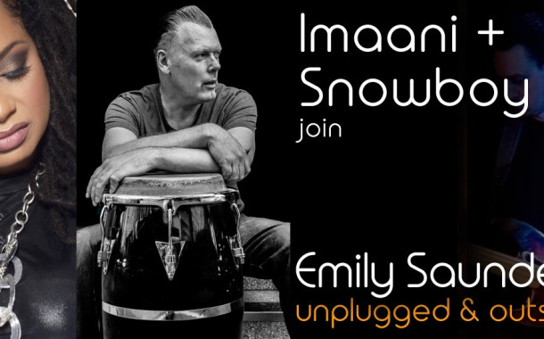 Imaani & Snowboy headline Emily Saunders' next Voice Mix